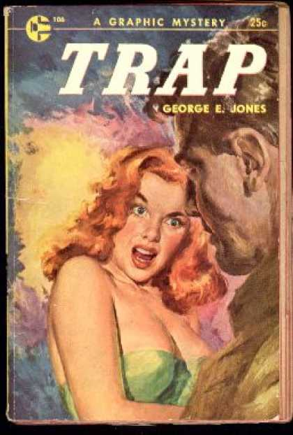 Graphic Books - Trap - George E. Jones