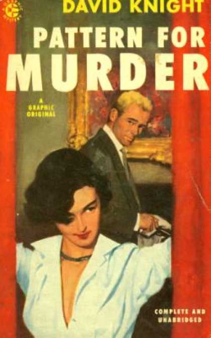 Graphic Books - Pattern for Murder