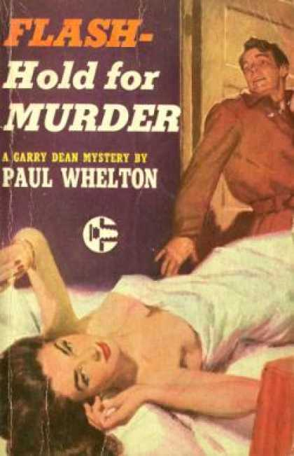 Graphic Books - Flash-hold for Murder - Paul Whelton