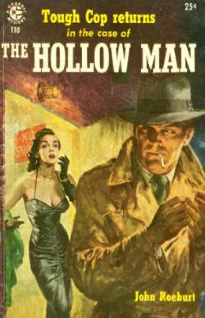 Graphic Books - The Hollow Man - John Roeburt