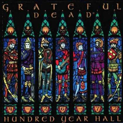 Grateful Dead - Grateful Dead Hundred Year Hall