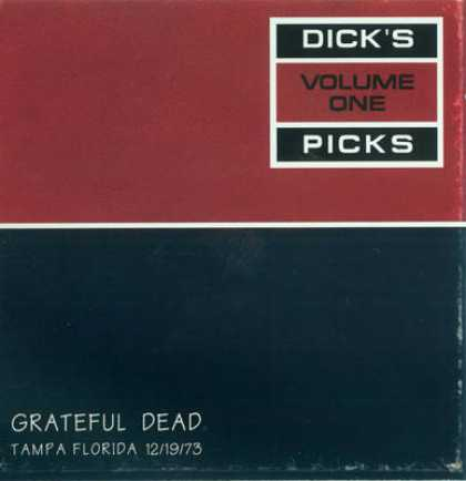Grateful Dead - Grateful Dead - Dick's Picks Volume One