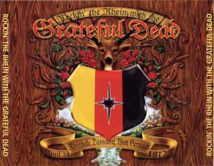 Grateful Dead - Grateful Dead - Rockin' The Rhein