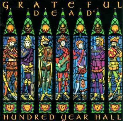 Grateful Dead - Grateful Dead - Hundred Year Hall