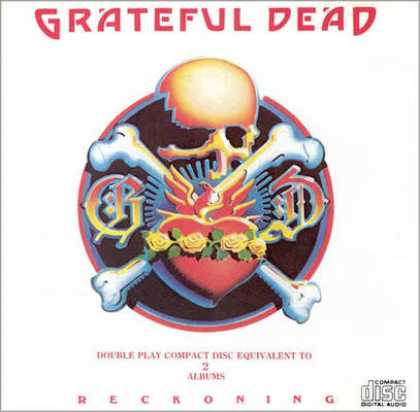 Grateful Dead - Grateful Dead - Reckoning