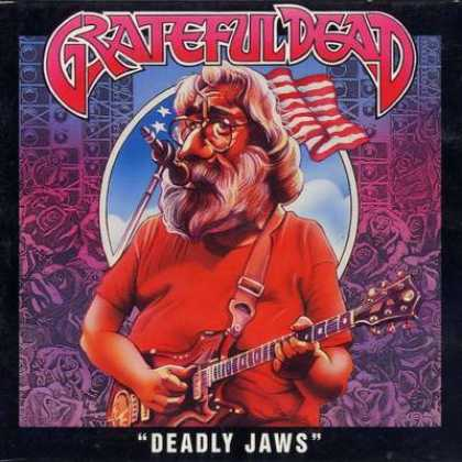 Grateful Dead - Grateful Dead Deadly Jaws