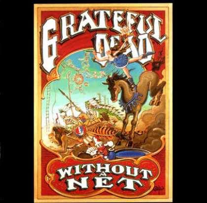 Grateful Dead - Grateful Dead - Without A Net