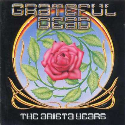 Grateful Dead - Grateful Dead The Arista Years