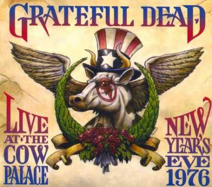Grateful Dead - Grateful Dead - Live At The Cow Palace/New Yea...