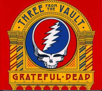 Grateful Dead - Grateful Dead - Three From The Vault