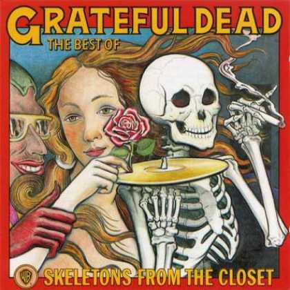 Grateful Dead - Grateful Dead Skeletons From The Closet