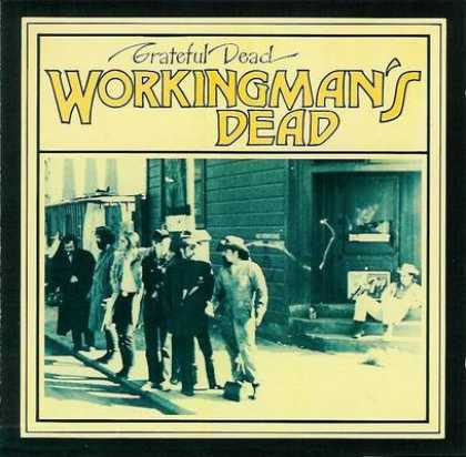 Grateful Dead - Grateful Dead - Workingman's Dead (1970)