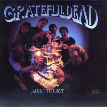 Grateful Dead - Grateful Dead Built To Last