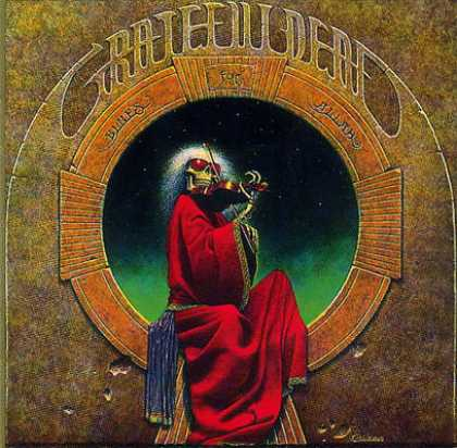 Grateful Dead - Grateful Dead - Blues For Allah