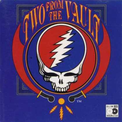 Grateful Dead - Grateful Dead Two From The Vault