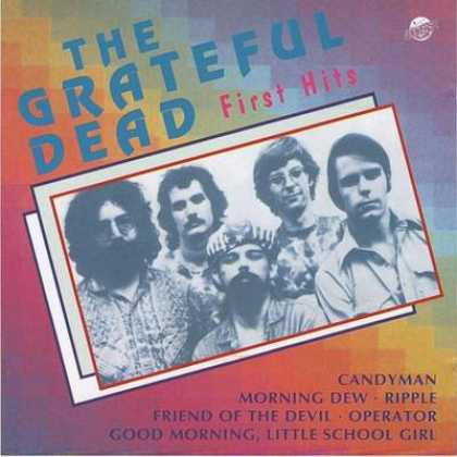 Grateful Dead - Grateful Dead First Hits