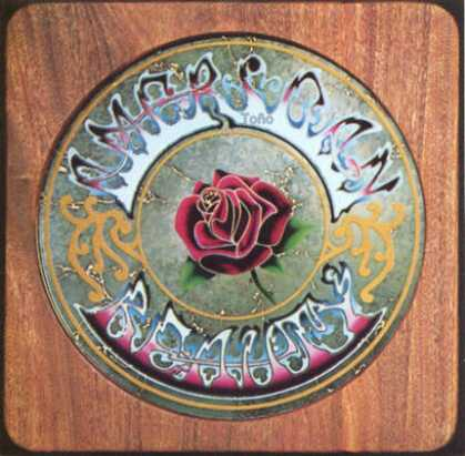 Grateful Dead - Grateful Dead - American Beauty