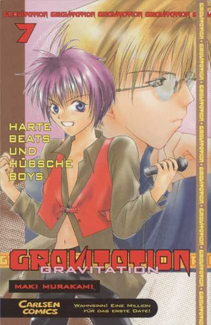 Gravitation 7 - Harte Beats Und Hubsche Boys - Mak Murakami - Lady Lifting Weights - Eine Million Fur Rste Dab Crste Date - Angry