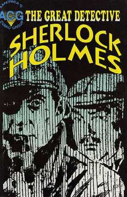 Great Detective Sherlock Holmes 3