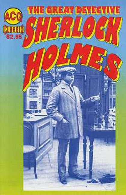 Great Detective Sherlock Holmes 5