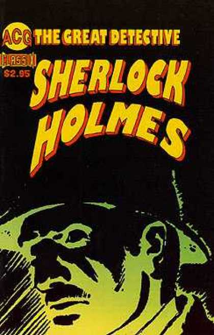 Great Detective Sherlock Holmes 6