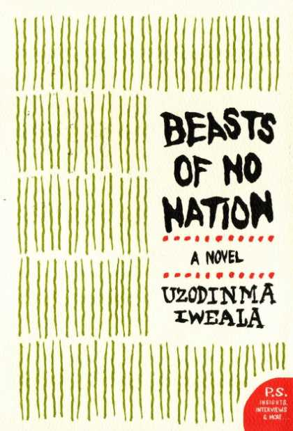 Greatest Book Covers - Beasts of No Nation