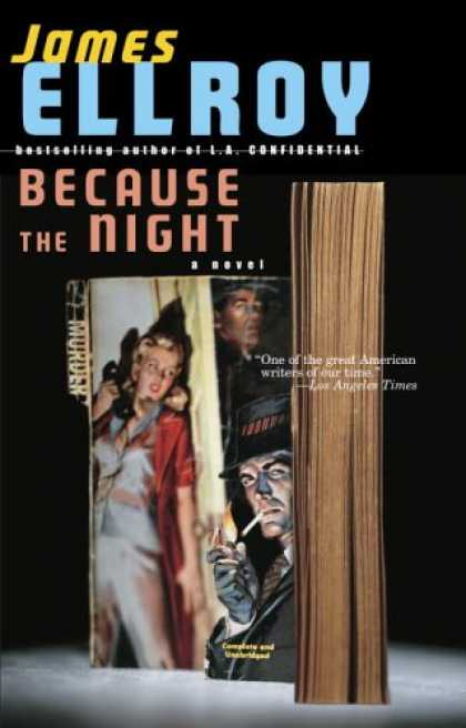 Greatest Book Covers - Because the Night