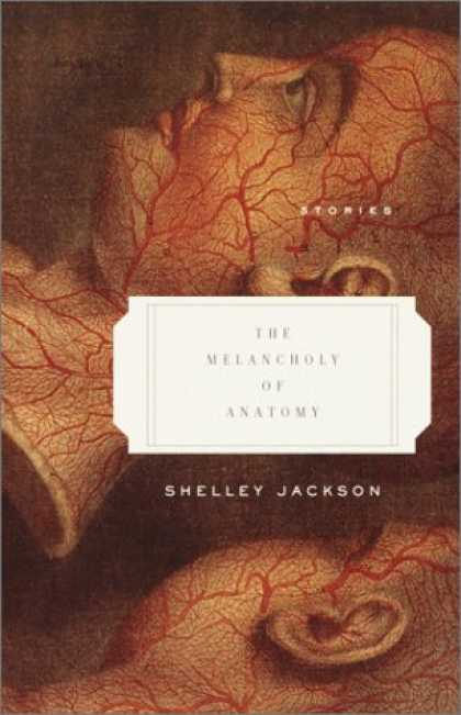 Greatest Book Covers - The Melancholy of Anatomy