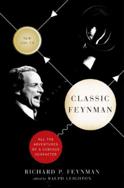Greatest Book Covers - Classic Feynman
