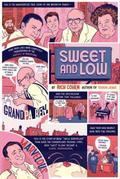 Greatest Book Covers - Sweet and Low