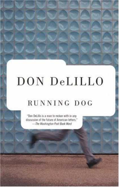Greatest Book Covers - Running Dog