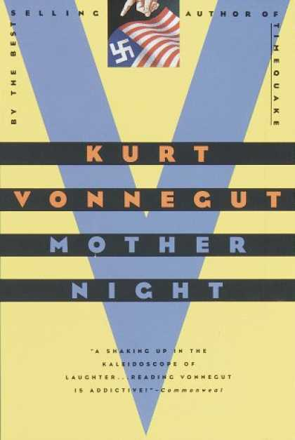 Greatest Book Covers - Mother Night