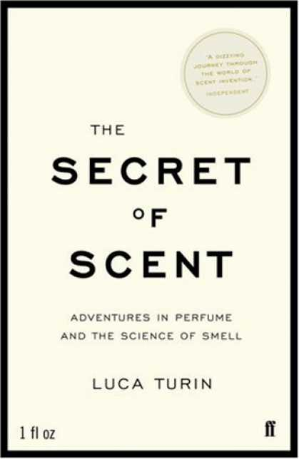 Greatest Book Covers - The Secret of Scent