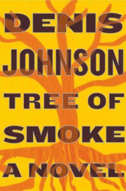 Greatest Book Covers - Tree of Smoke