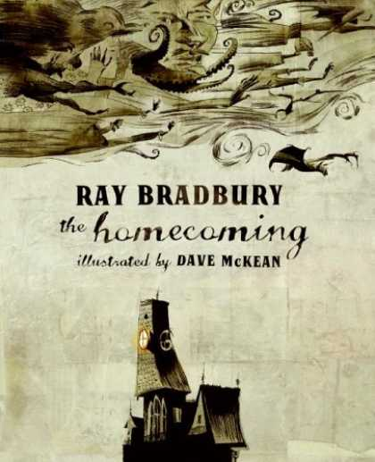 Greatest Book Covers - The Homecoming