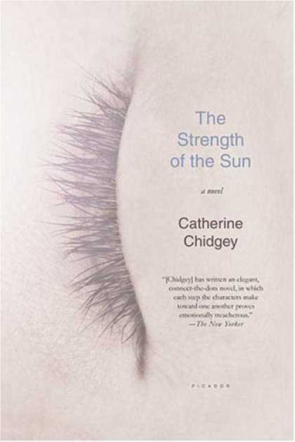 Greatest Book Covers - The Strength of the Sun