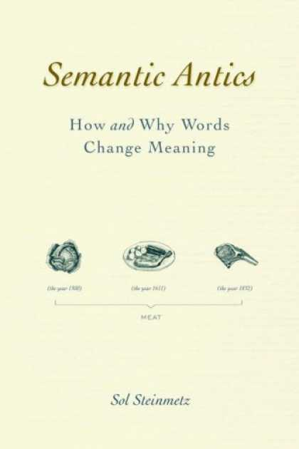 Greatest Book Covers - Semantic Antics
