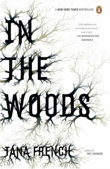 Greatest Book Covers - In the Woods