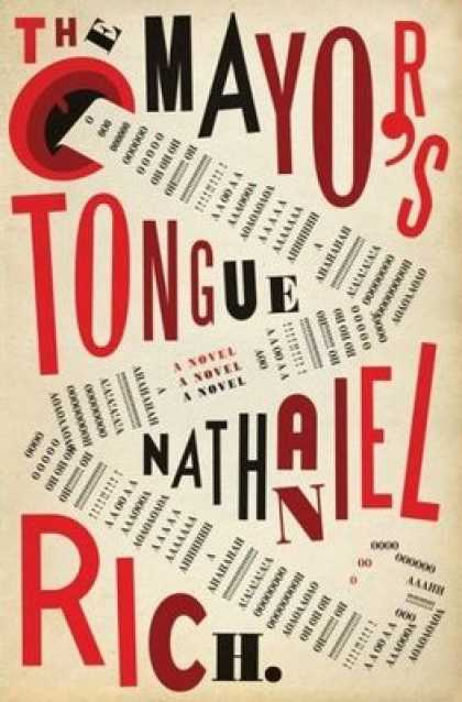 Greatest Book Covers - The Mayor's Tongue