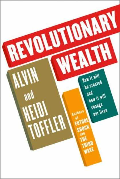 Greatest Book Covers - Revolutionary Wealth