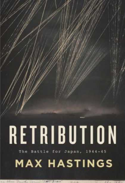 Greatest Book Covers - Retribution