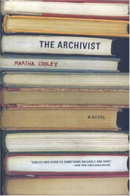 Greatest Book Covers - The Archivist