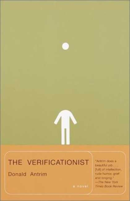 Greatest Book Covers - The Verificationist