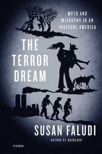 Greatest Book Covers - The Terror Dream