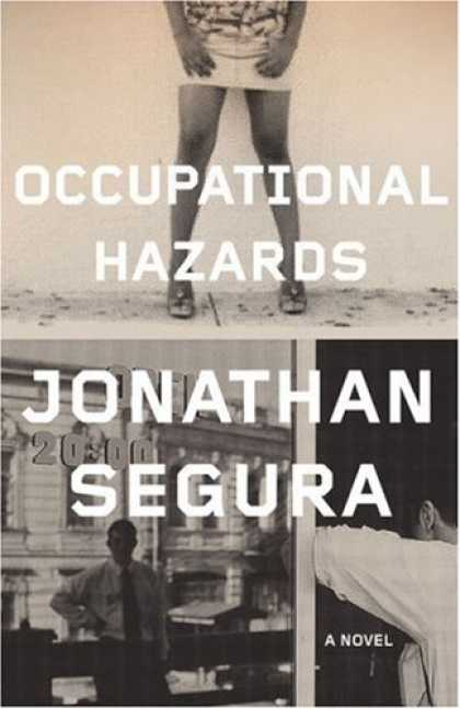 Greatest Book Covers - Occupational Hazards