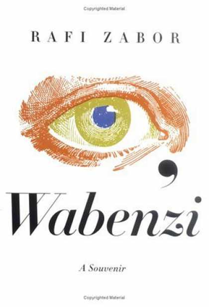 Greatest Book Covers - I, Wabenzi