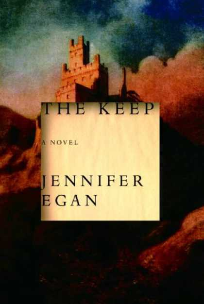 Greatest Book Covers - The Keep
