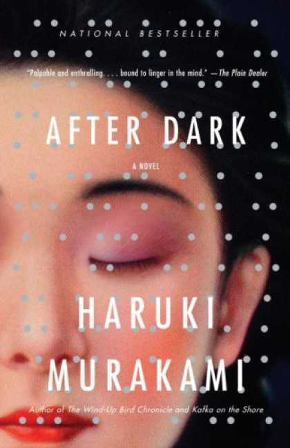Greatest Book Covers - After Dark