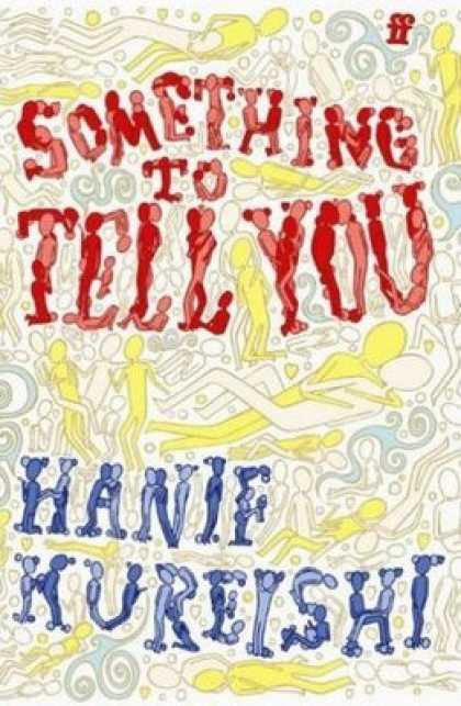 Greatest Book Covers - Something to Tell You