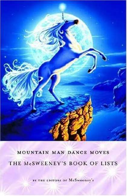 Greatest Book Covers - Mountain Man Dance Moves